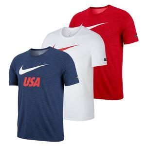 Men`s Dry USA T-Shirt