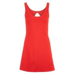 Women`s Tilia Tennis Dress Orange