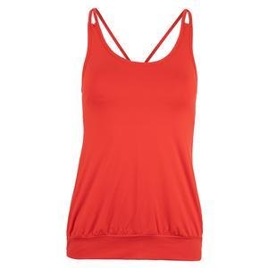 Women`s Dakota Tennis Tank Orange