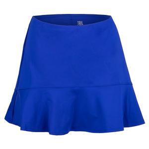 Women`s Katherine 13.5 Inch Tennis Skort Space Blue