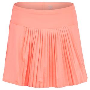 Women`s Lillie 14.5 Inch Tennis Skort Sunrise