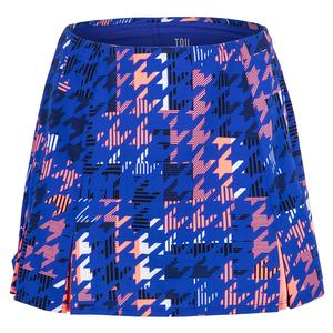 Women`s Madilyn 13.5 Inch Tennis Skort Scope Blue