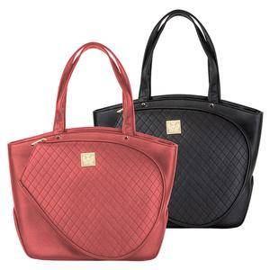 Cassanova Quilted Tennis Bag