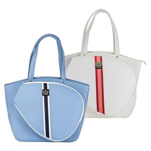 Cassanova Striped Tennis Bag