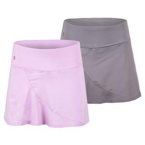 Women`s Purple Pursuit Tennis Skort