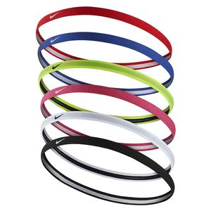 Women`s Swoosh Sport Headbands 6 Pack 2.0