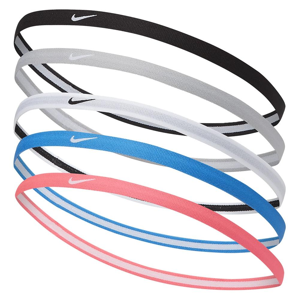 Girls'swoosh Sport Headbands 6 Pack 2.0