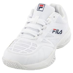 Juniors` Axilus 2 Energized Tennis Shoes White