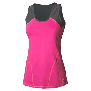 Women`s Full Back Tennis Top Amore