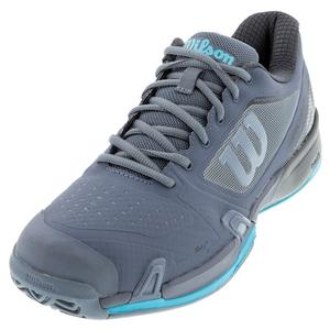 Men`s Rush Pro 2.5 Tennis Shoes Flint and Ebony