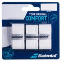 Tour Original Overgrip 3 Pack 101_WHITE