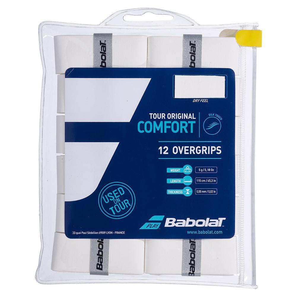 Tour Original Tennis Overgrip 12 Pack