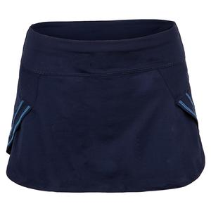 Women`s Renew Pulse Tennis Skort Midnight