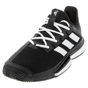 Women`s SoleMatch Bounce Tennis Shoes Core Black and White