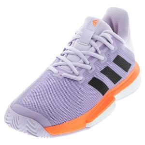 Women`s SoleMatch Bounce Tennis Shoes Purple Tint and Core Black