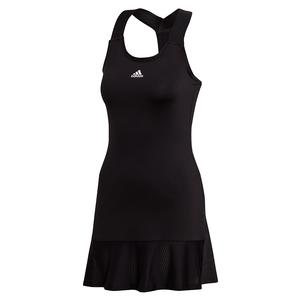 Women`s Game Set Y-Back Tennis Dress Black