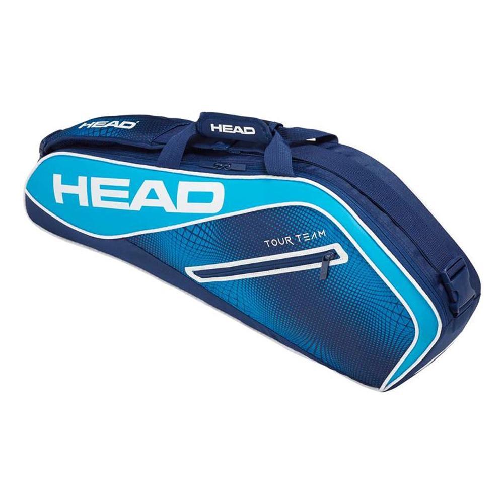 Tour Team 3r Pro Tennis Bag Navy And Blue