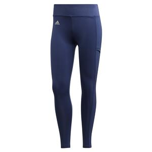 Women`s Club Tennis Tight Tech Indigo and Matte Silver