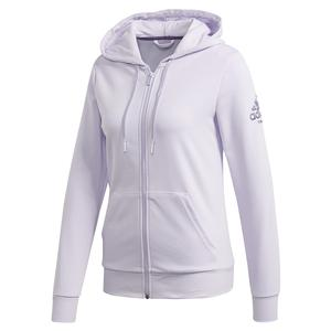 Women`s Club Tennis Hoodie Purple Tint and Tech