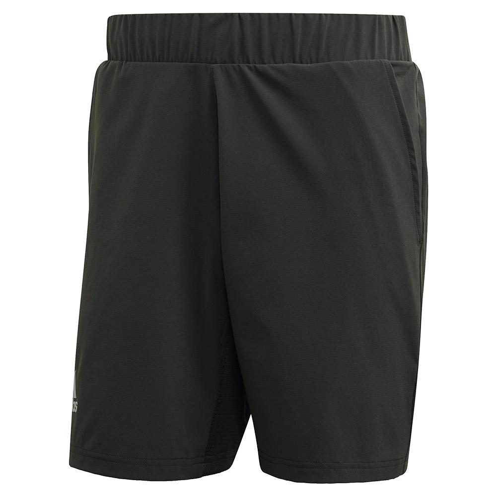 Men's Heat.Rdy 2in1 7 Inch Tennis Short Legend Earth And Grey Two