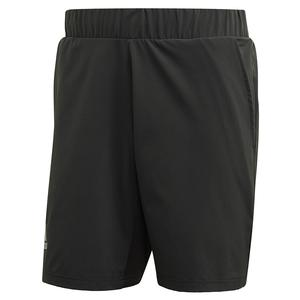 Men`s HEAT.RDY 2in1 9 Inch Tennis Short Legend Earth and Grey Two