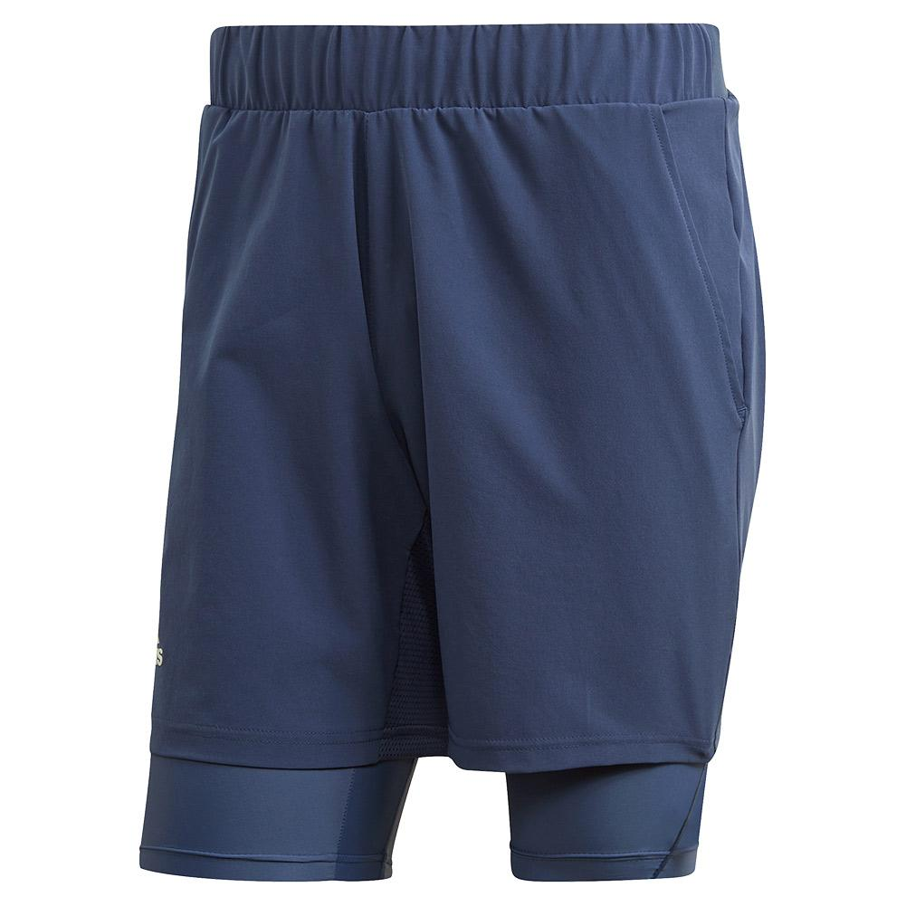 adidas 7 inch tennis shorts