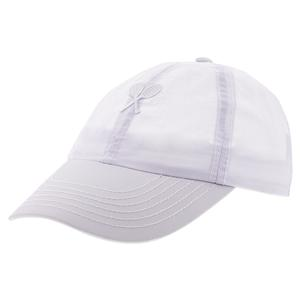 Girls` Tennis Cap White