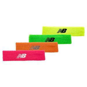 Performance Neon Tennis Headbands