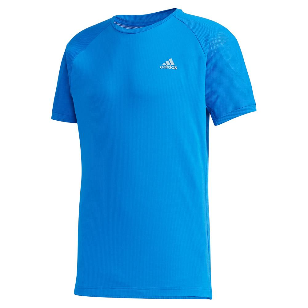 Men's Heat.Rdy Color Block Tennis Top Glory Blue