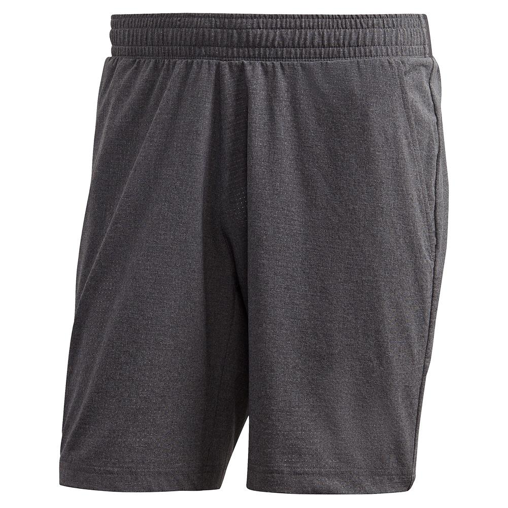 Men's Heat.Rdy Ergo Melange 9 Inch Tennis Short Dgh Solid Grey