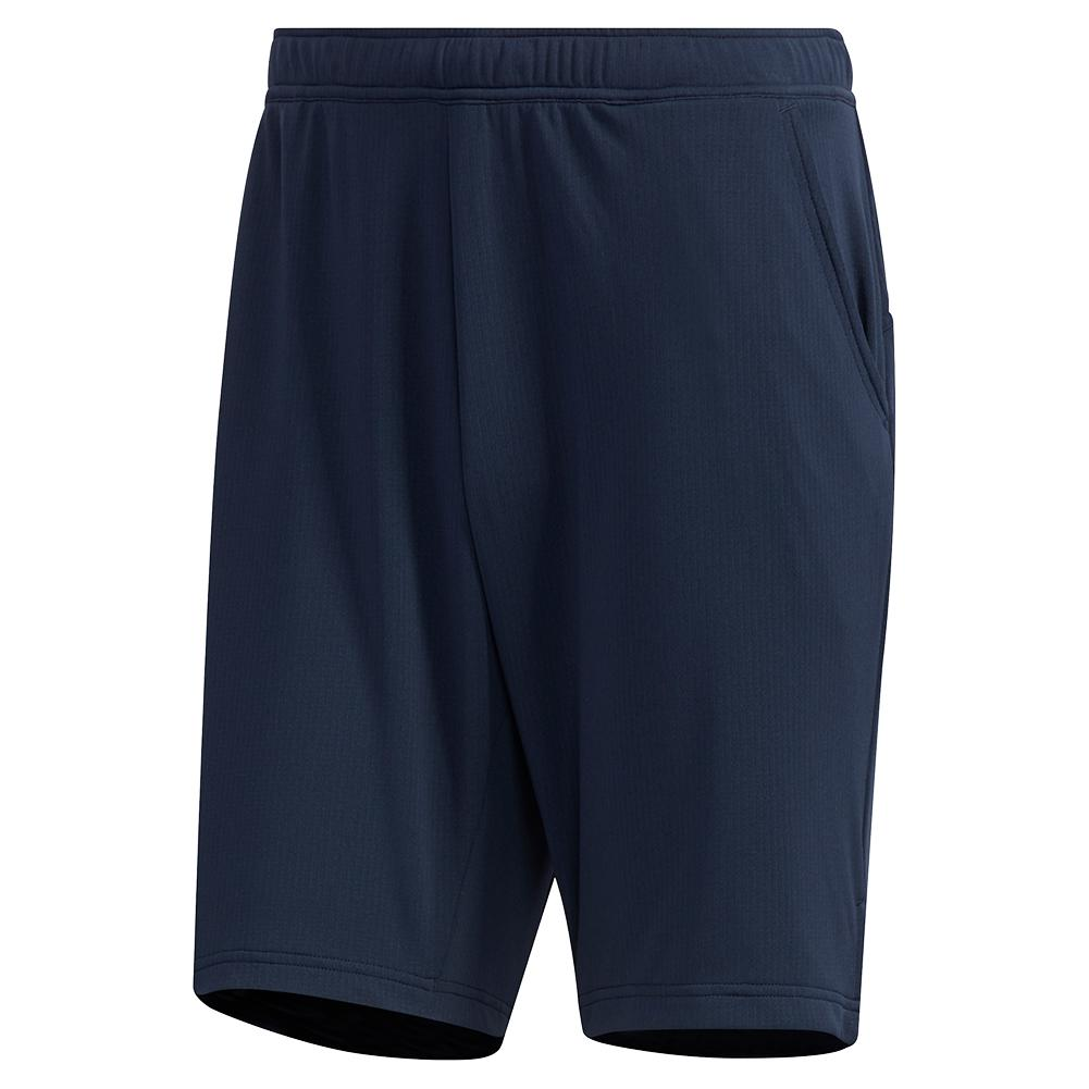 Men's Heat.Rdy Color Block 9 Inch Tennis Short Legend Ink