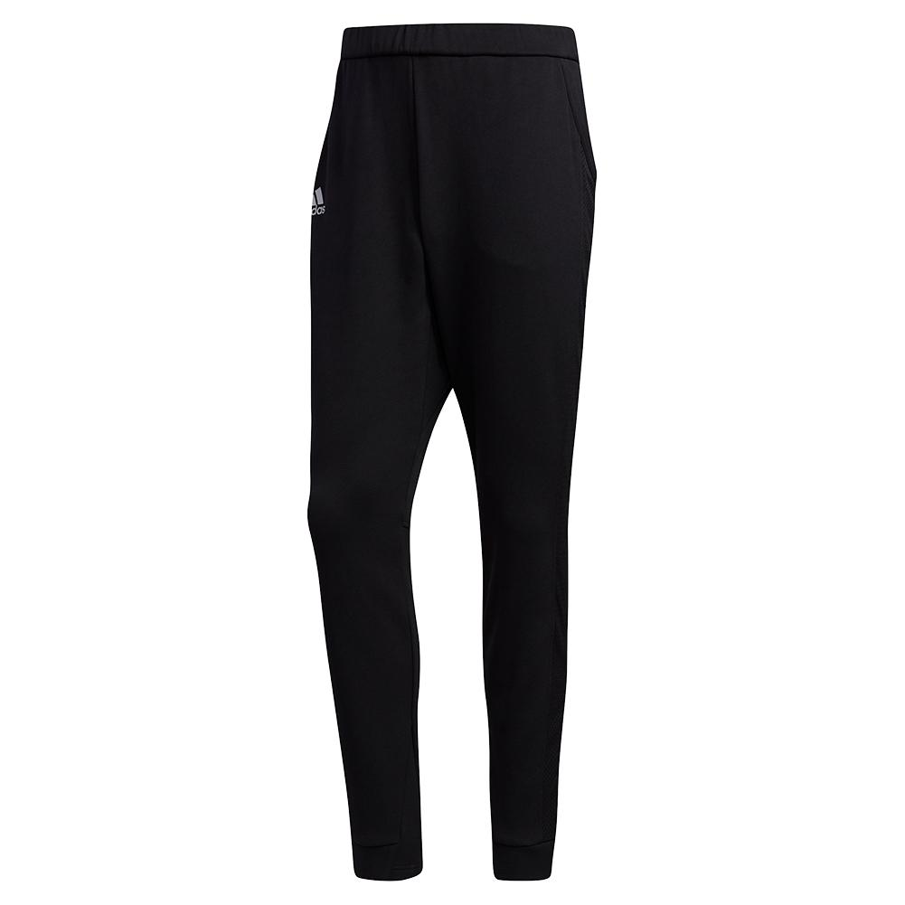 Men's Club Knit Tennis Pant Black
