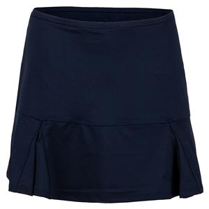Women`s Essentials Tennis Skort Navy