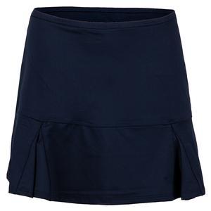 Women`s Essentials Tennis Skort Navy