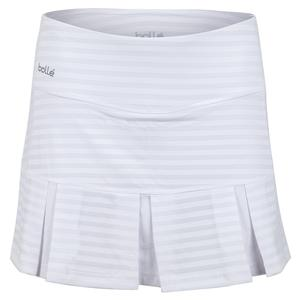 Women`s Club Whites Tennis Skort