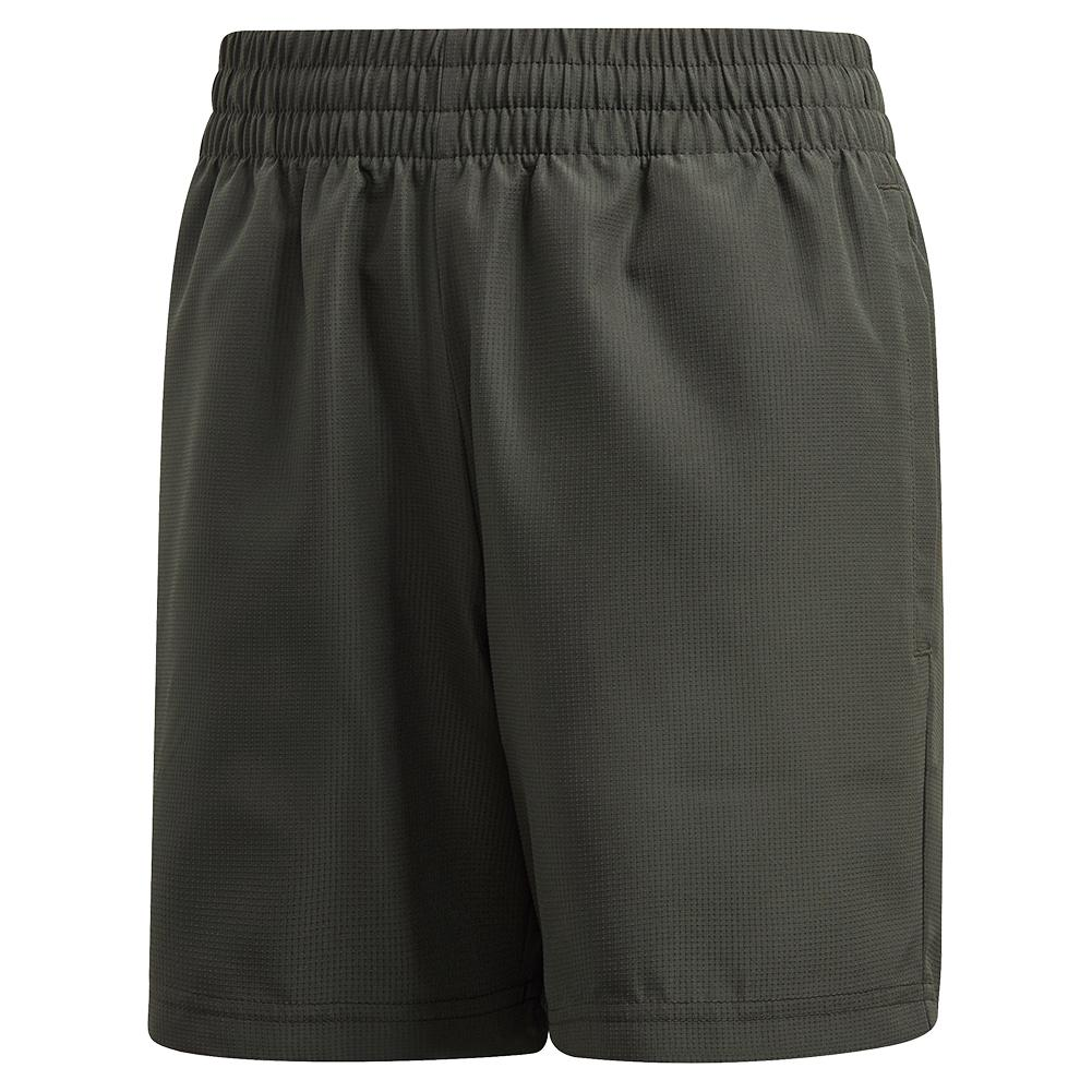 Boys ` Club 5 Inch Tennis Short Legend Earth And Legacy Blue