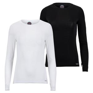 Women`s Essentials UV Tennis Long Sleeve