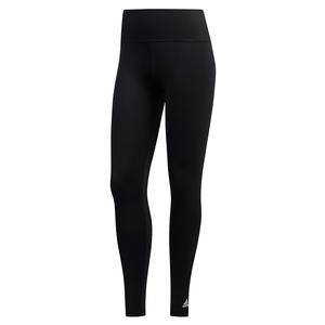 Women`s Believe This Long Training Tight Black
