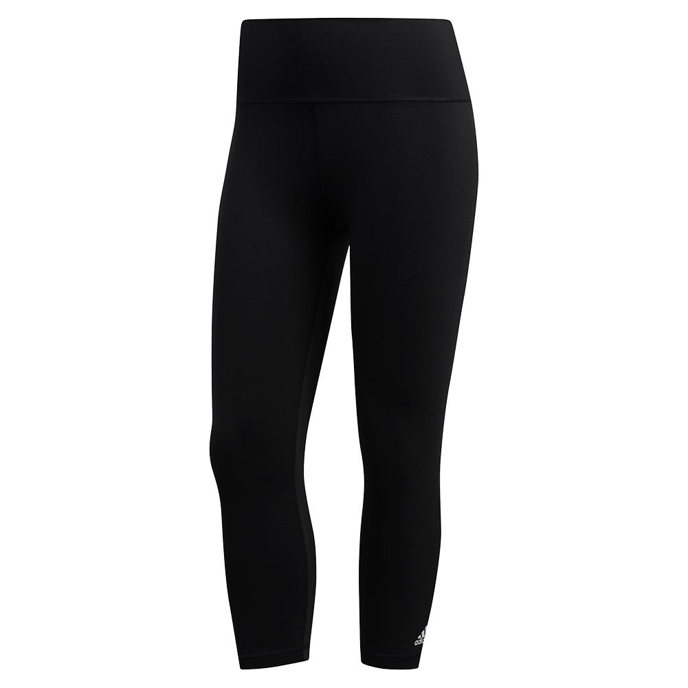 Women's Believe This 3/4 Training Tight Black