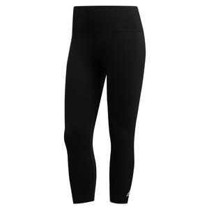 Women`s Believe This 3/4 Training Tight Black