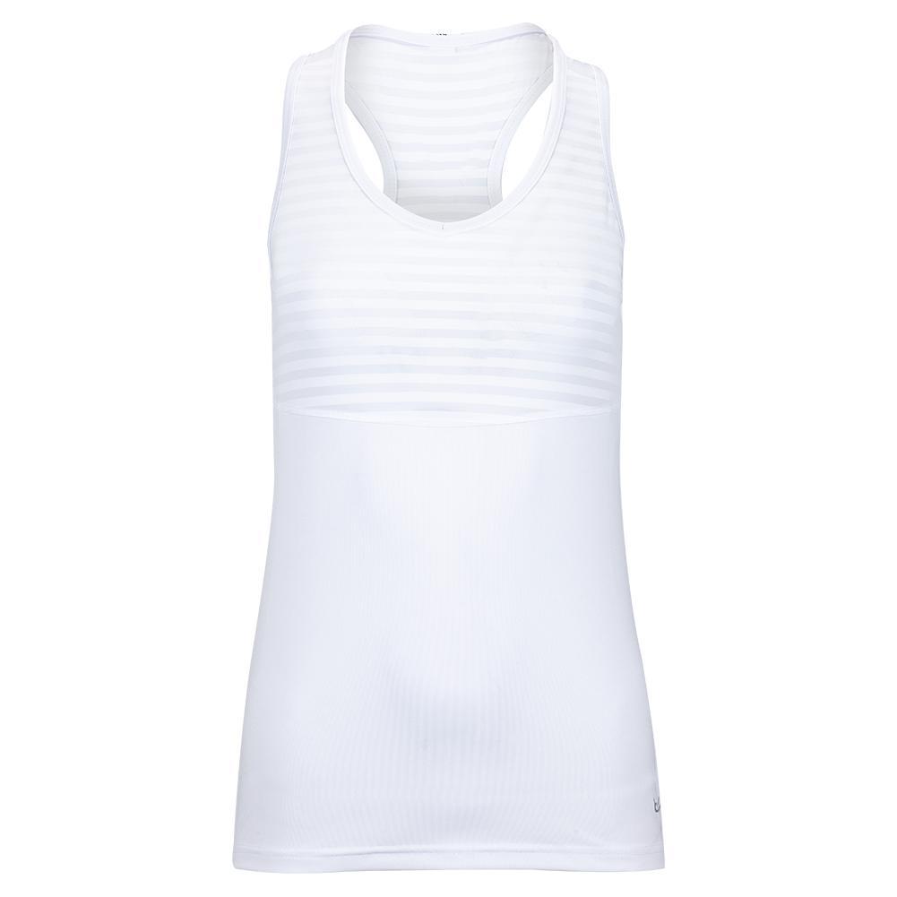 Women's Club Whites Tennis Tank