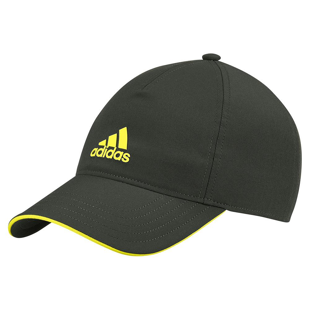 Unisex 4at Aeroready Tennis Cap Legend Earth And Shock Yellow