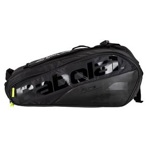 Pure 6 Pack Tennis Bag Black