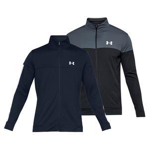 Men`s Sportstyle Pique Track Jacket