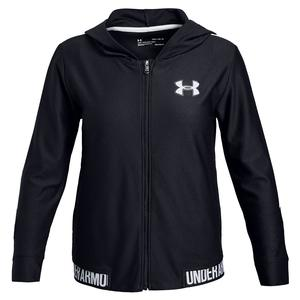 Girls` Play Up Full Zip Jacket