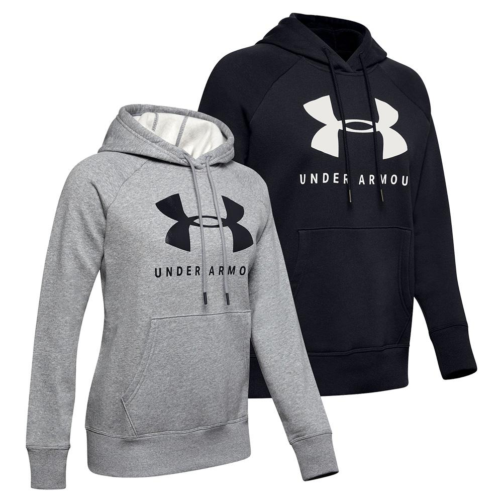 Women's Rival Fleece Sportstyle Graphic Hoodie