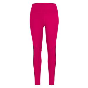 Women`s Mariyah High Rise Tennis Legging Wine
