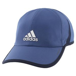 Men`s Superlite Tennis Cap Tech Indigo and Legend Ink Blue