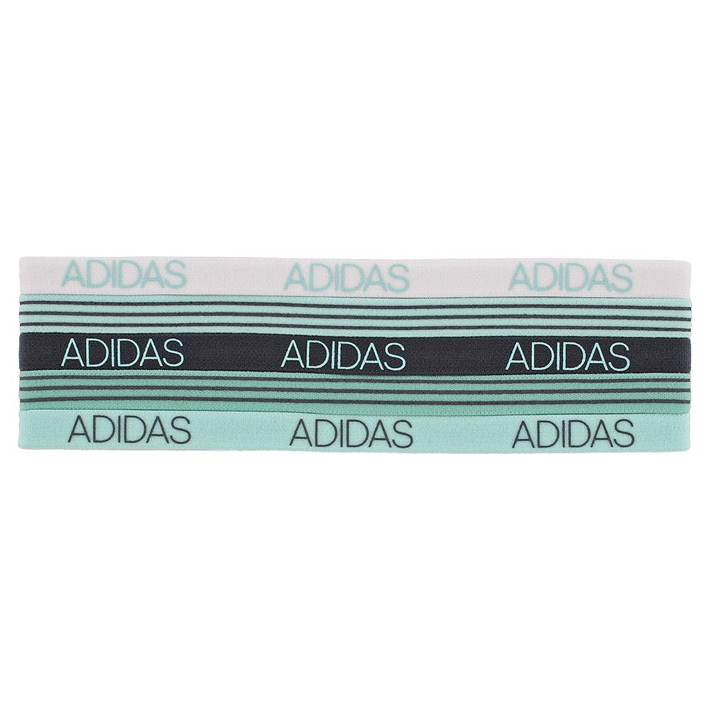 Women's 5pk Creator Hairband Radiant Aqua And Fresh Green