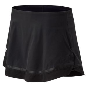 Women`s Tournament Tennis Skort Black